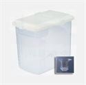 【INOMATA】分隔儲米箱 (10kg)