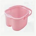 足湯專科12L-粉紅