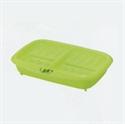 Leaf兩格式香皂盤-綠