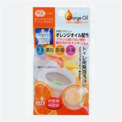 【不動化學】橘油馬桶清潔錠
