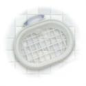 【YAMADA】Q-BAN香皂盤-白