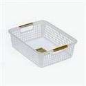 【YAMADA】B5白整理籃