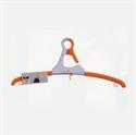 折肩式衣架-橘