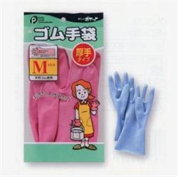 【POCKET】橡膠手套(M)