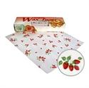 草莓防油餐紙
