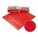 紅色防油餐紙