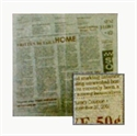 報紙餐巾紙-咖啡
