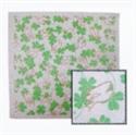 鴿子與四葉草餐巾紙