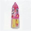 奶瓶海綿刷組-粉紅