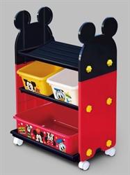 卡通玩具收納櫃-米奇