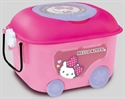 【錦化成】玩具收納箱-KITTY寶貝