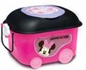 【錦化成】玩具收納箱-米妮寶貝