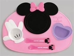 【錦化成】米妮餐具組 6件組