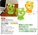 【SunWay】兩用桌上型電風扇