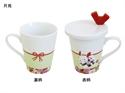 【三鄉陶器】月兔 吉祥物馬克杯