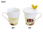 【三鄉陶器】福來雀 吉祥物馬克杯