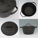 24 CM鐵砂鍋