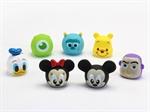 【三洋堂】浮球玩具-迪士尼 立體臉形