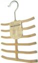 排骨領帶架(褐色)