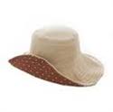 【COOL】可折疊抗UV防曬帽-點點兒