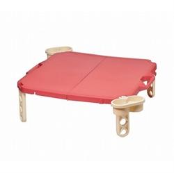 【PEARL】野餐桌 紅色