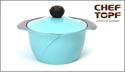 3號鍋:玫瑰鍋-24cm雙耳湯鍋(附原廠鋁蓋)