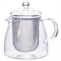 【HARIO】耐冷熱濾網茶壺 700ML
