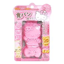 Hello Kitty 吐司模