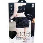 【COGIT】晚安骨盆矯正美整美臀褲 - 黑 (M)
