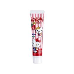 🌟【貝印】KT幼兒牙膏(草莓)