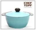 22號鍋:玫瑰鍋-28cm雙耳湯鍋(附原廠鋁蓋)