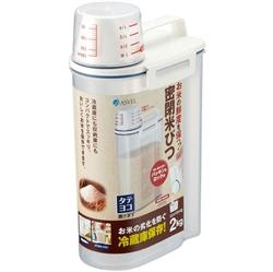 【ASVEL】密封米罐壺
