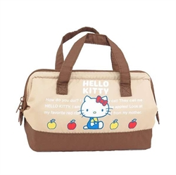 【SKATER】保冷保溫便當袋 (Hello Kitty)
