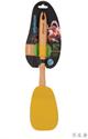 🌟【sillymann】木柄鍋鏟-芥末黃