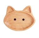 🌟【SPICE】木製兒童盤 (貓咪)