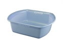 角型洗桶(藍)