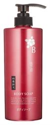【熊野】四季椿油沐浴乳
