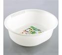 【SANADA】瀝水盆(白)