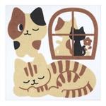 🌟【SANKO】馬桶消臭貼(午睡貓)