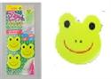 【創和】萬用吸盤貼(3入)-青蛙