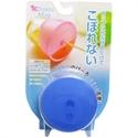 【Bitatto】矽膠防漏杯蓋(藍色)