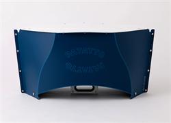 ⛺【IKEX】可折疊攜帶式桌子 (深藍)