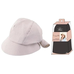 【SHF】女優抗UV綁結帽(米色)