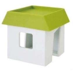 【八幡化成】創意收納小屋(綠色)