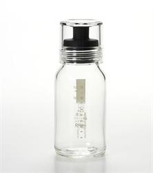 【HARIO】醬汁密封罐(黑)