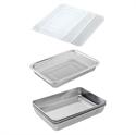 【Arnest】多功能 不鏽鋼保鮮盒組