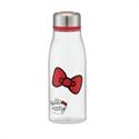 【SKATER】透明水瓶 500ml (KT)