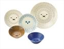 【三鄉陶器】Mikke造型碗盤組