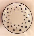 【MARUSAN KONDO】星星造型淺盤(白)