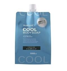 【熊野】酷涼清爽沐浴乳補充包
